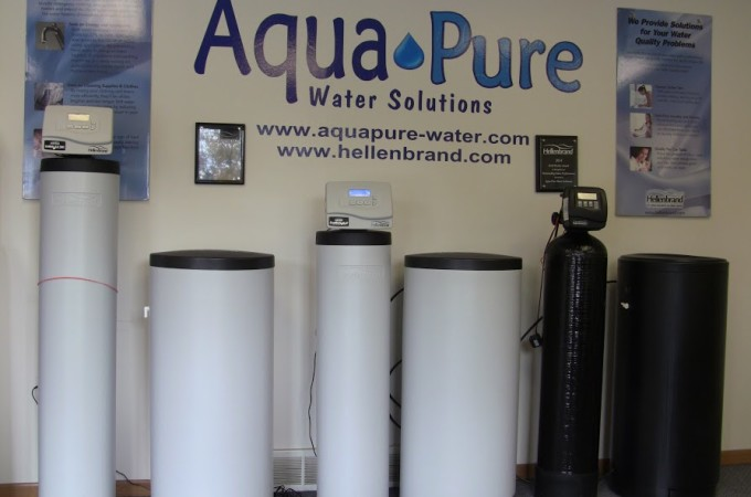 Aqua Pure Water Solutions Aqua Pure Water Softeners